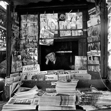 March 1954. New York, NY